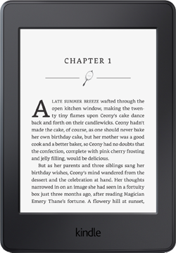 Купить Amazon Kindle Paperwhite 2015- 9890 рублей